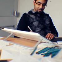 Inside The Sketchbook_ Hasan Habib on Vimeo